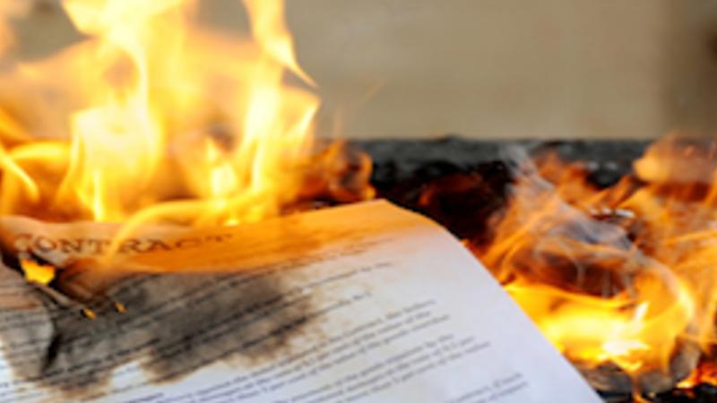 Não aceitamos o PLS 146/2007! Parem a destruição de documentos originais