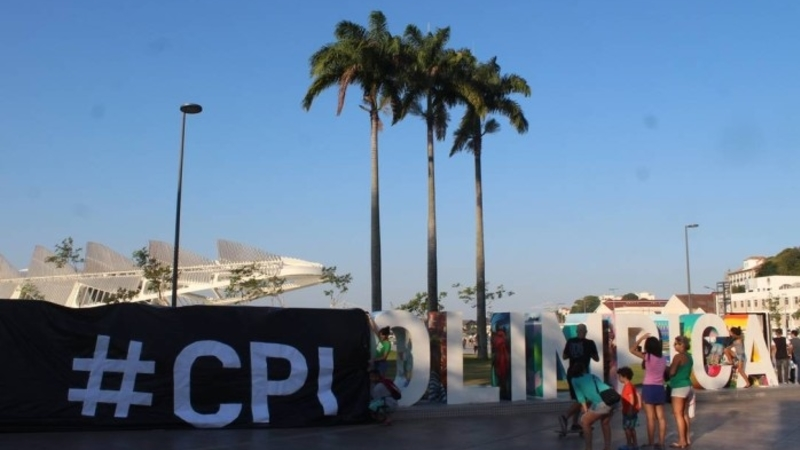 CPI das Olimpíadas já!