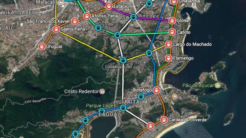 Expansao metro