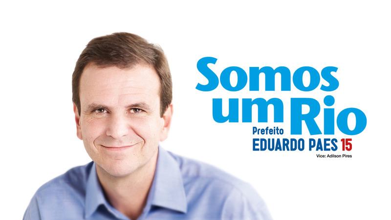 Eduardo paes prefeito
