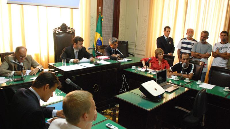 Eu quero Marcelo Freixo na Comissão de Direitos Humanos da ALERJ!