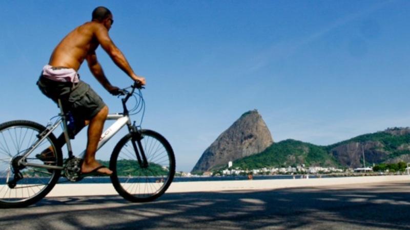 Bicicleta rio