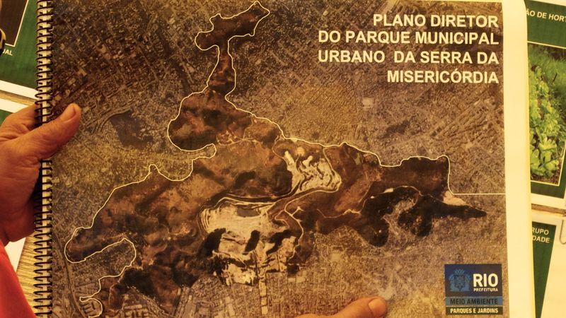 Serra da Misericórdia: que parque é esse?