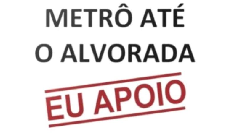 Metro alvorada