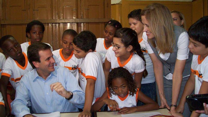 Queremos a Escola Municipal Prudente de Moraes de volta!