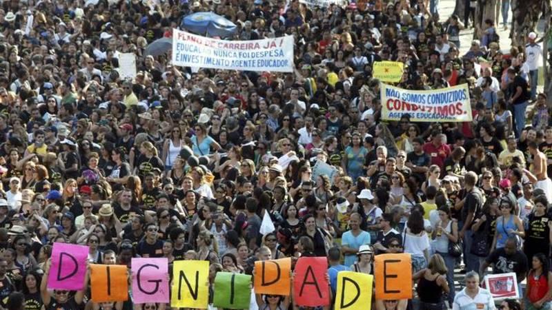 Protesto professores 2