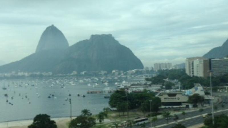 Botafogo pede passagem