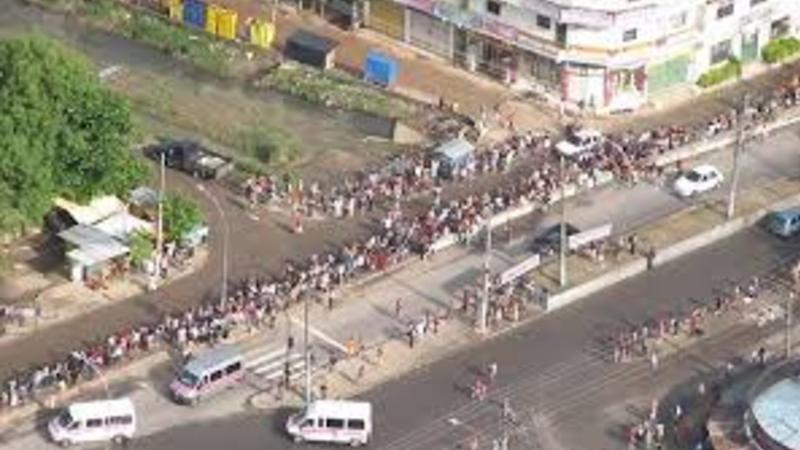Linha de ônibus do Rio das Pedras para a Grande Tijuca