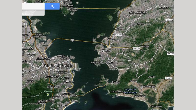Construção de três novas vias entre Rio, Niterói e São Gonçalo