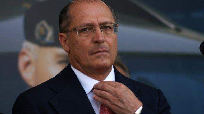 Alckmin policia