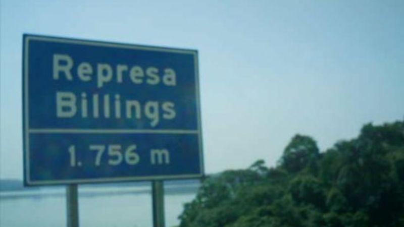 NÃO DEIXE A REPRESA BILLINGS MORRER!