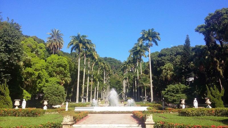 Jardim palacio
