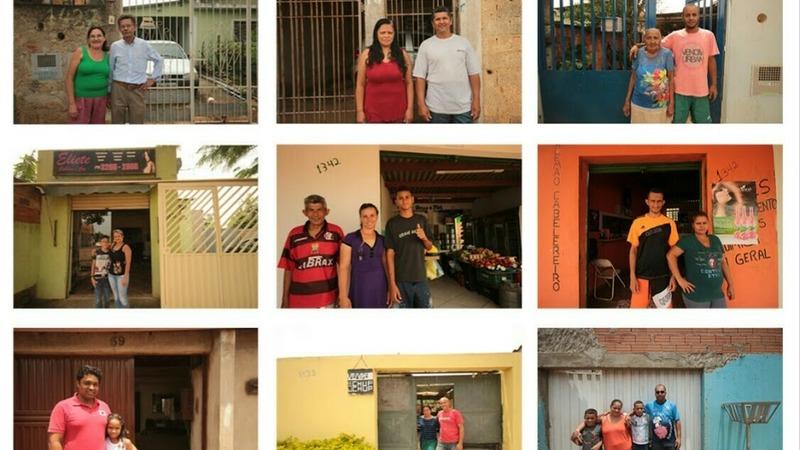 Prefeito, não tire o direito de moradia das famílias da região do Campo Belo!