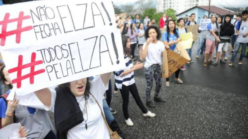 Secretário, não feche a Escola Elza Pacheco! #TodosPelaElza