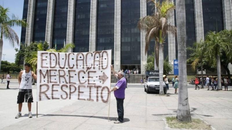 Manifestacao professores